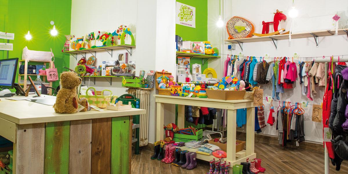 Negozio Usato Bimbi Genova.Usato Di Qualita Per Bambini Le Petit Bazar